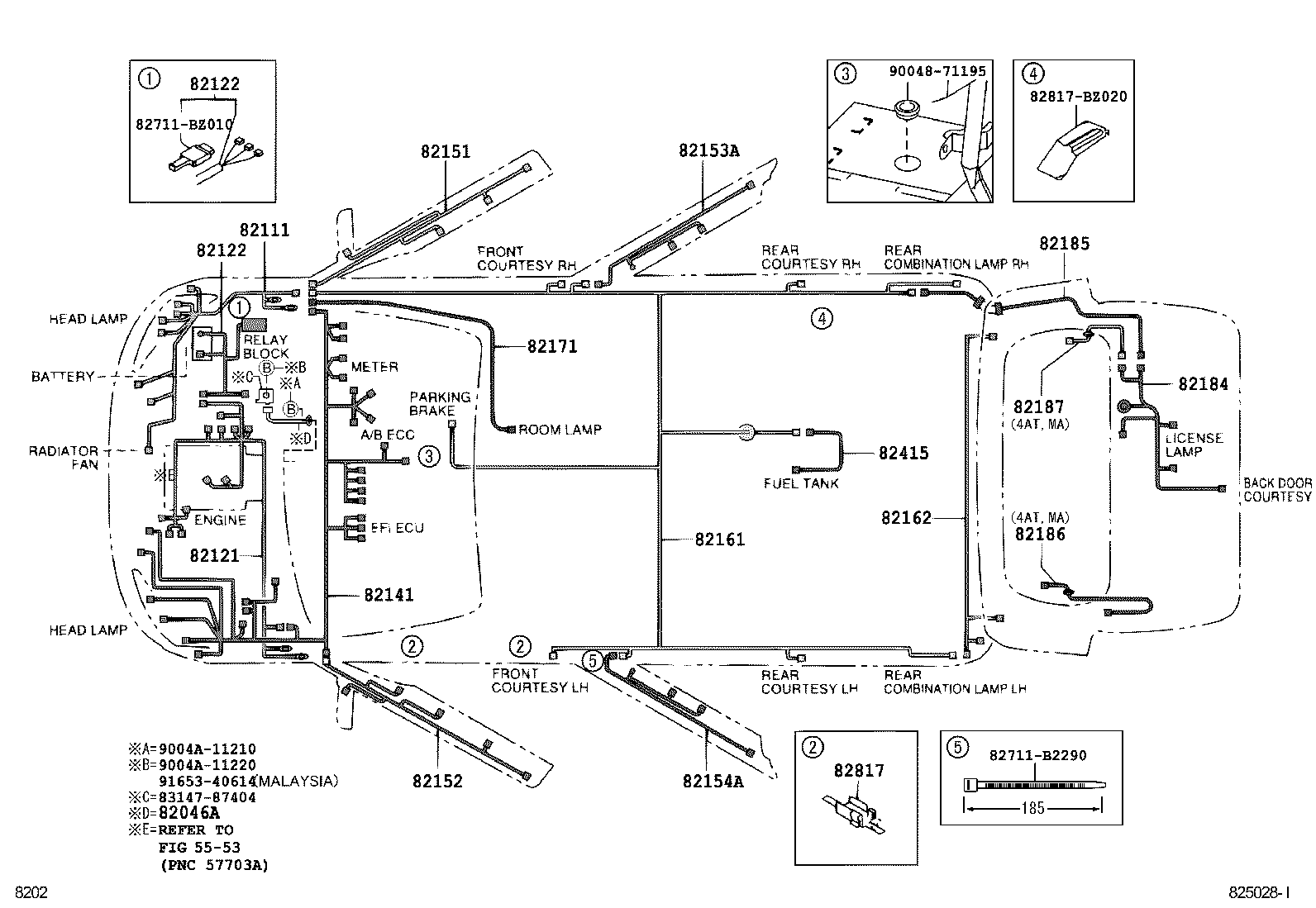 hid wiring diagram on 2010 toyota tundra