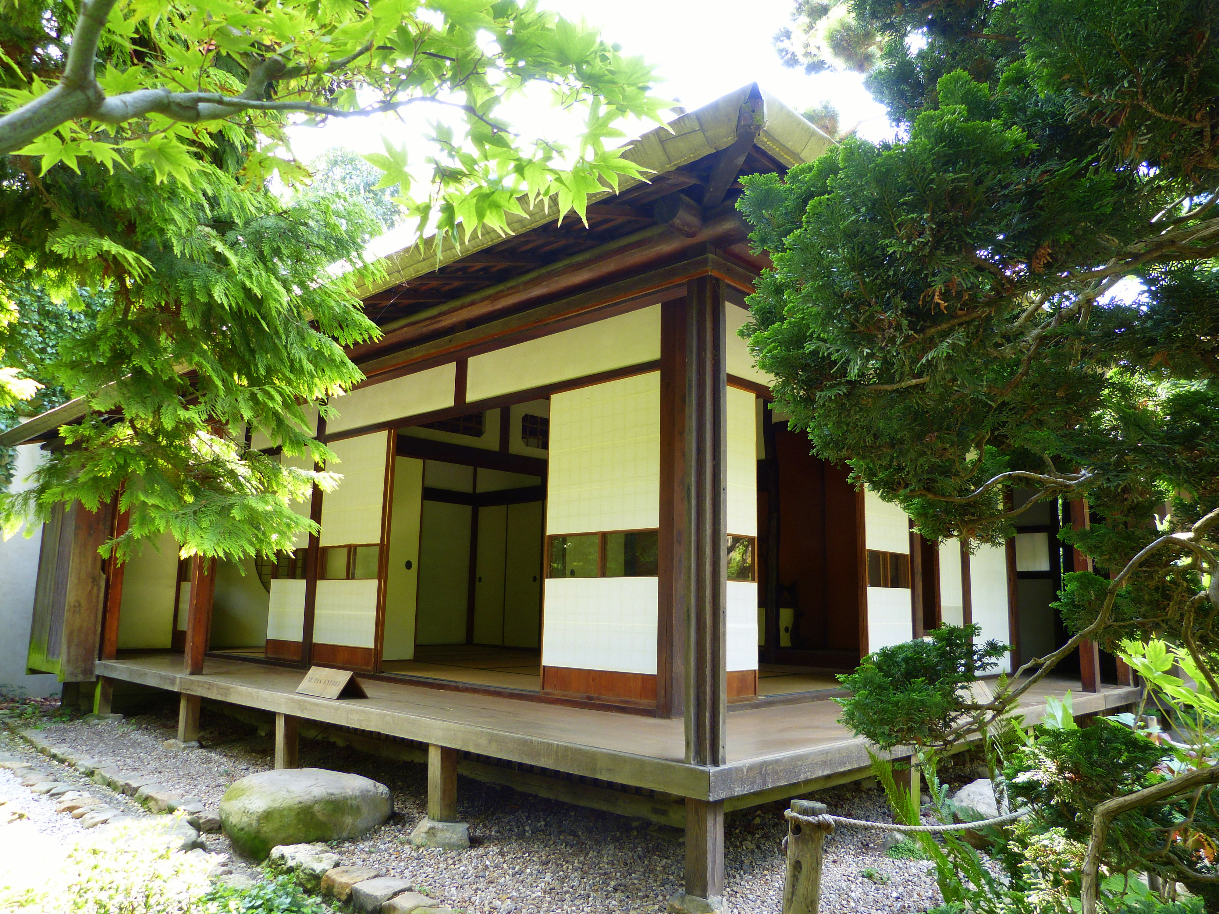 Jardin Maison Japonais Homeofficed Coration Minecraft Japonais De