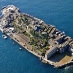 Hashima (Gunkanjima, Battleship Island) became UNESCO's World Heritage Site