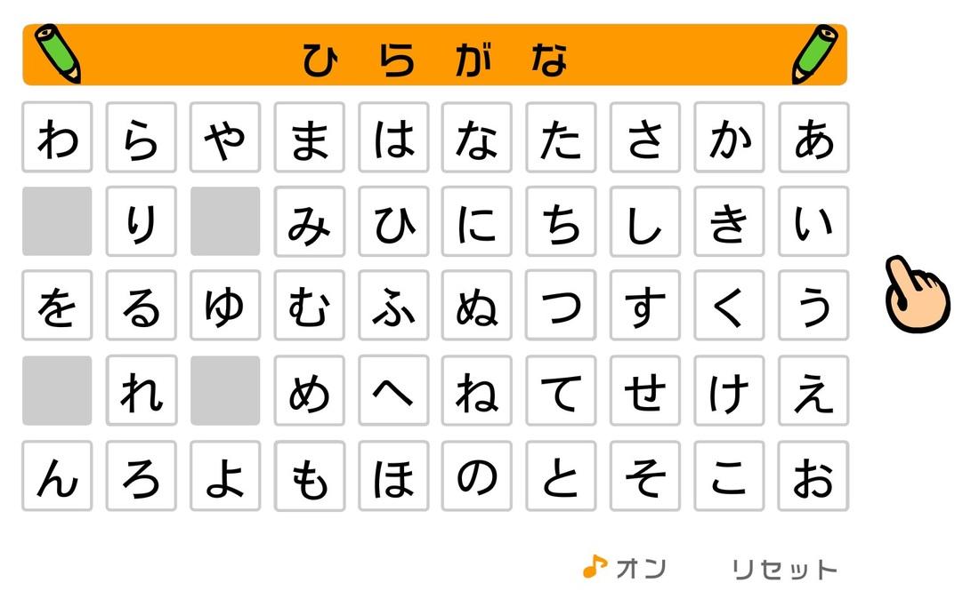 WRITING hiragana - Japanese Teaching Ideas