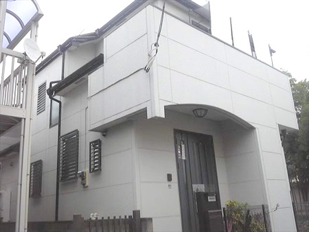 ALC外壁塗装 (1)