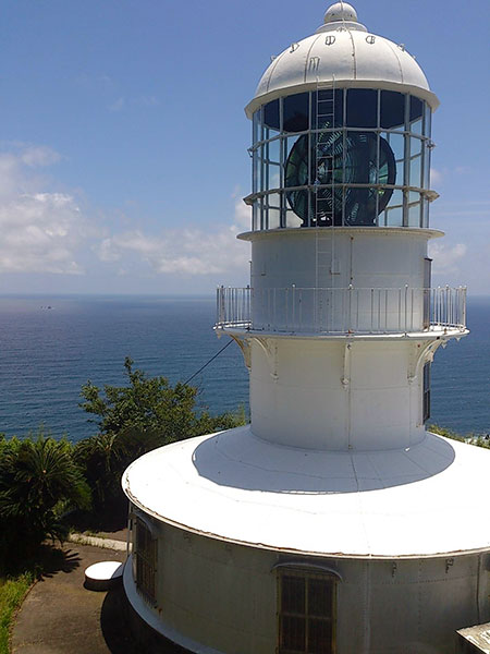 Lighthouse at Muroto Peninsula