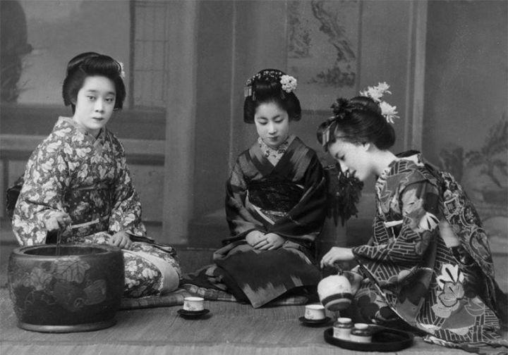 La ceremonia del te en Japón: un signo distintivo de su cultura