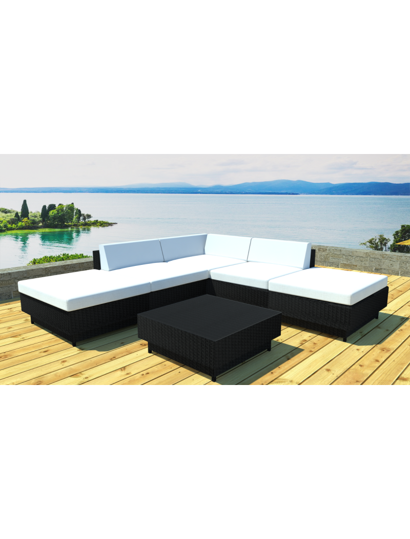 Salon De Jardin Modulable