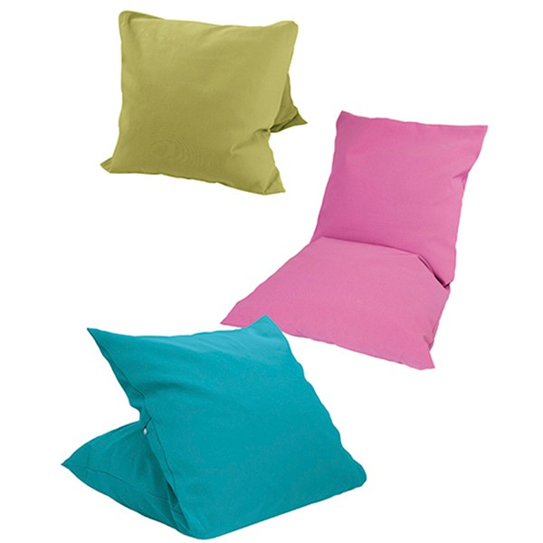 Pouf Exterieur Waterproof Coussin Simple Pauline - Jardinchic