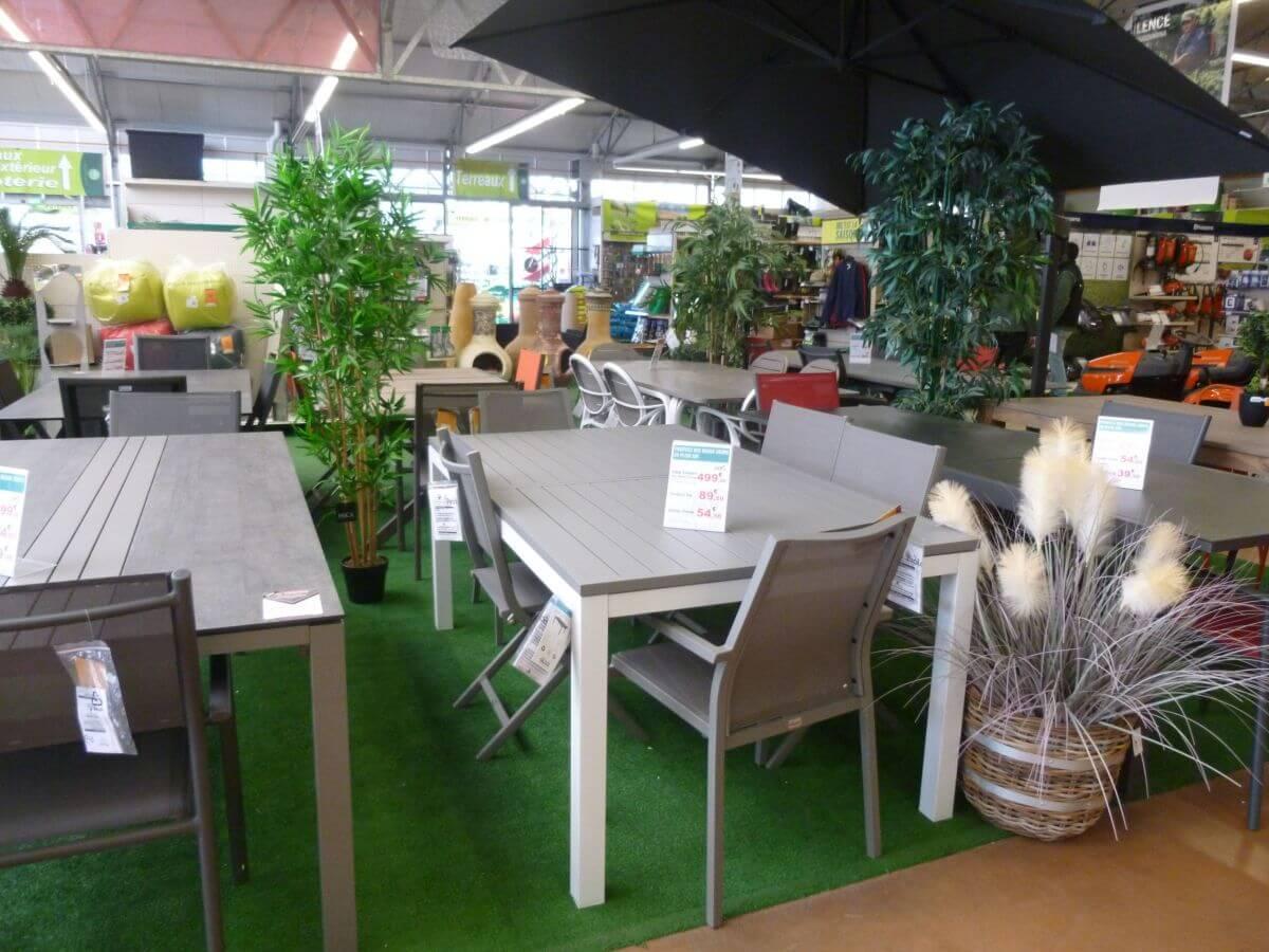Jardin Exterieur Gamm Vert