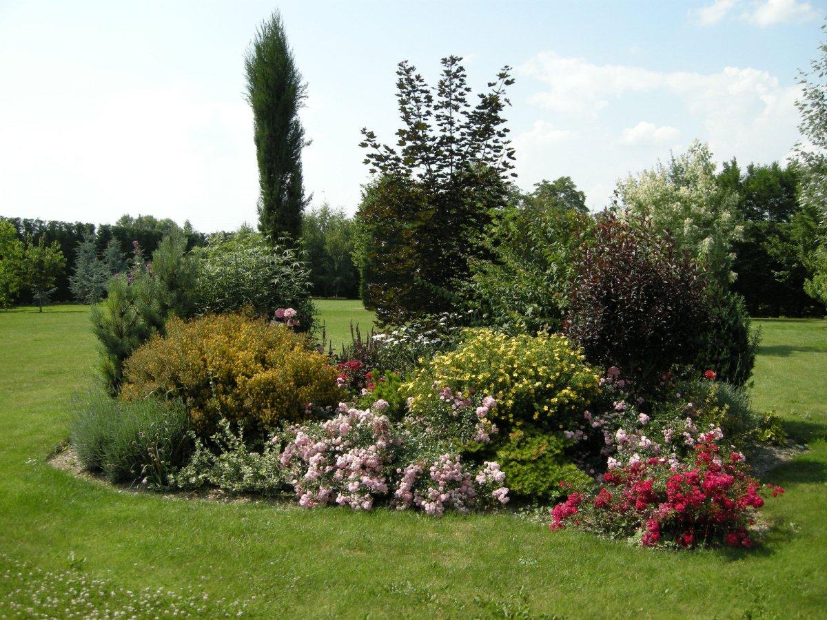 Idee Jardin Massif | Un Jardin De Fleurs Blanches Détente Jardin