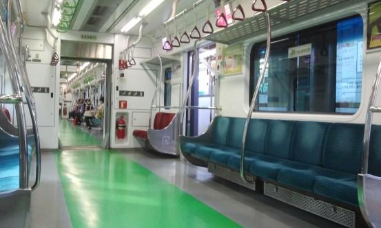 Seoul Underground-Subway