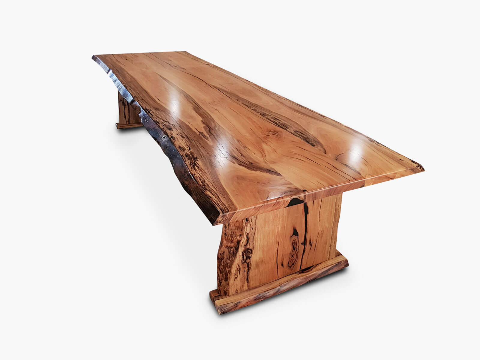 Raw Timber Furniture Live Edge Dining Tables Natural Edge Dining Tables