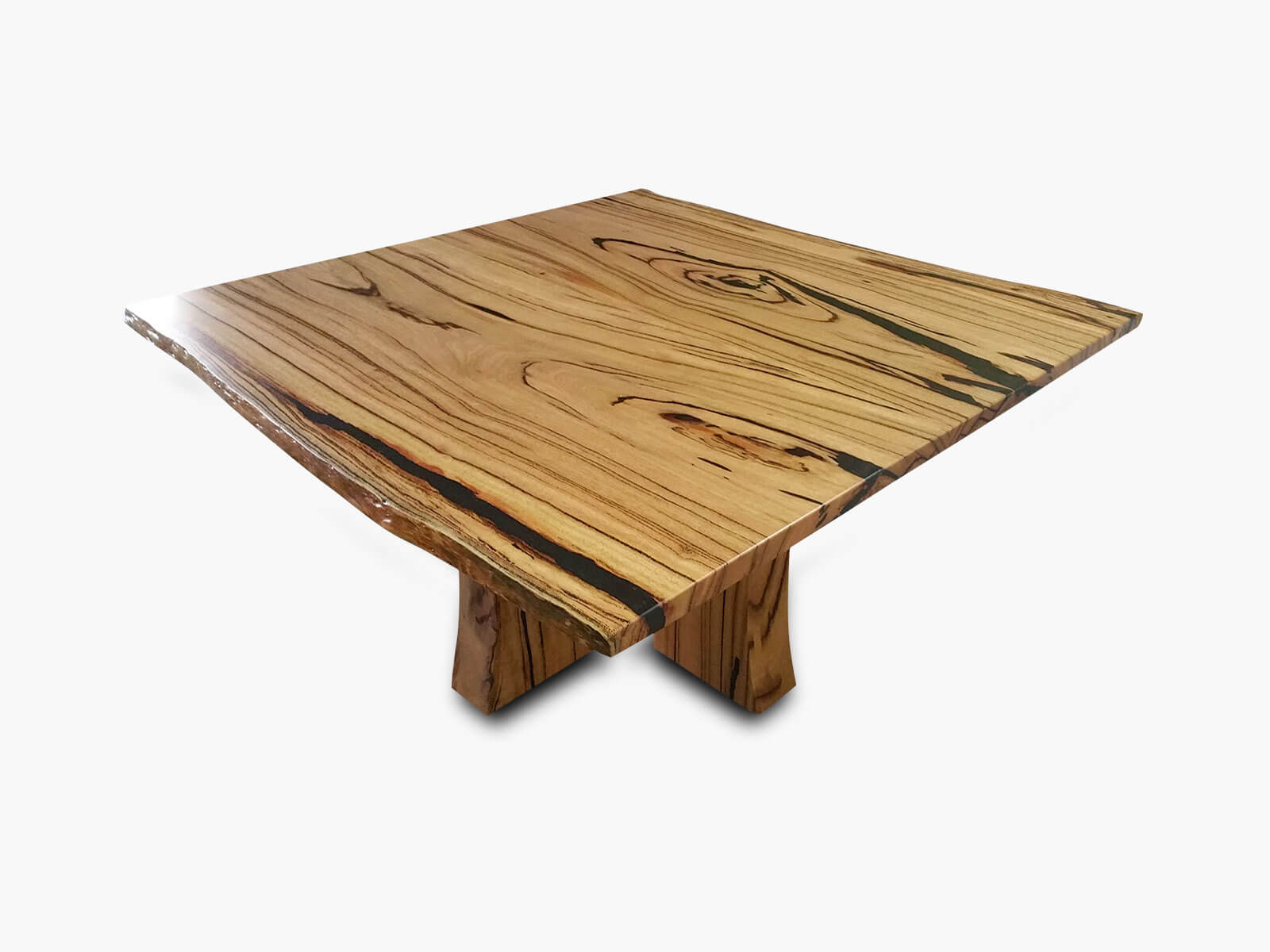 Timber Dining Tables Adelaide Geraldton Dining Raw Edge Jarrimber