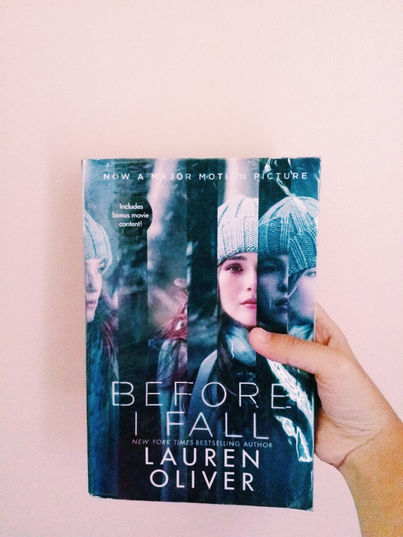 Book Review Before I Fall By Lauren Oliver Jasbooks border=
