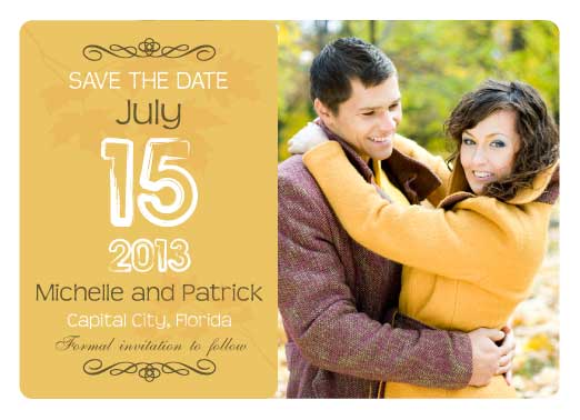 Save-The-Date Cards vs Magnets Which Should You Choose - free wedding save the dates