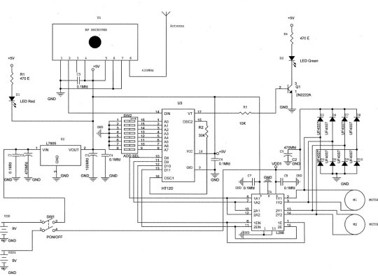electronic engineering project for technical study digital