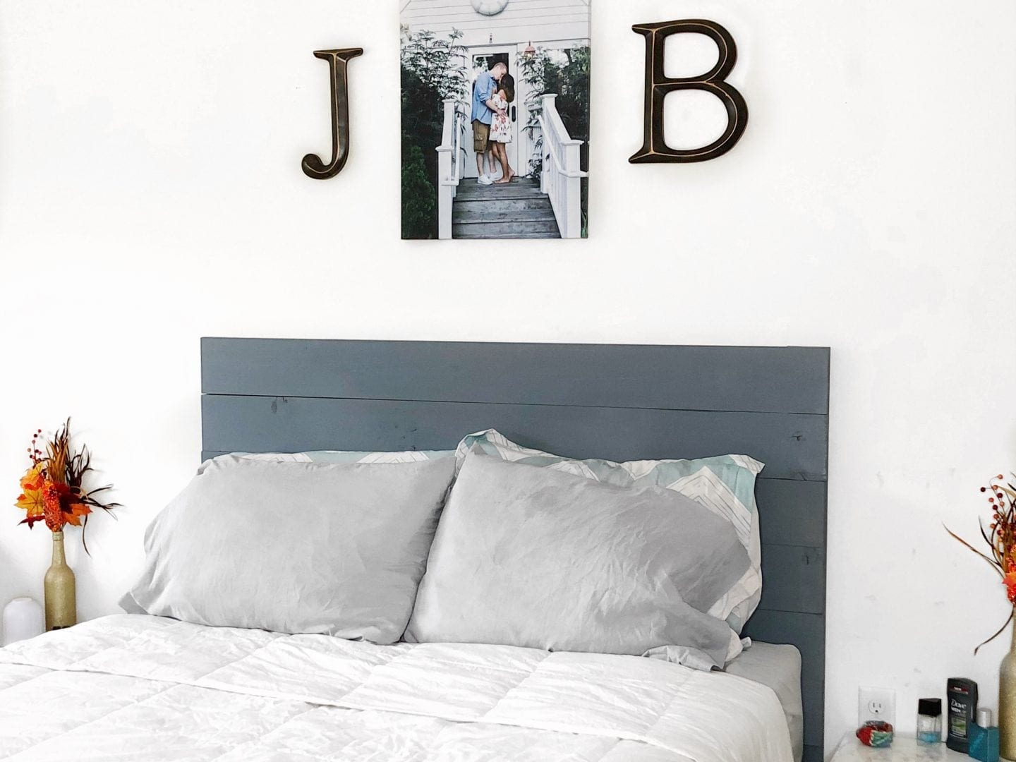 Cheap Photo Canvas Added Touch To Your Bedroom With Canvas On The Cheap