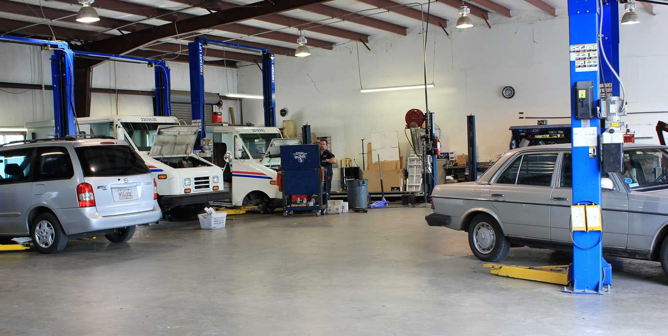 Repair Shop Auto Repair Services Jefferson Auto Service North