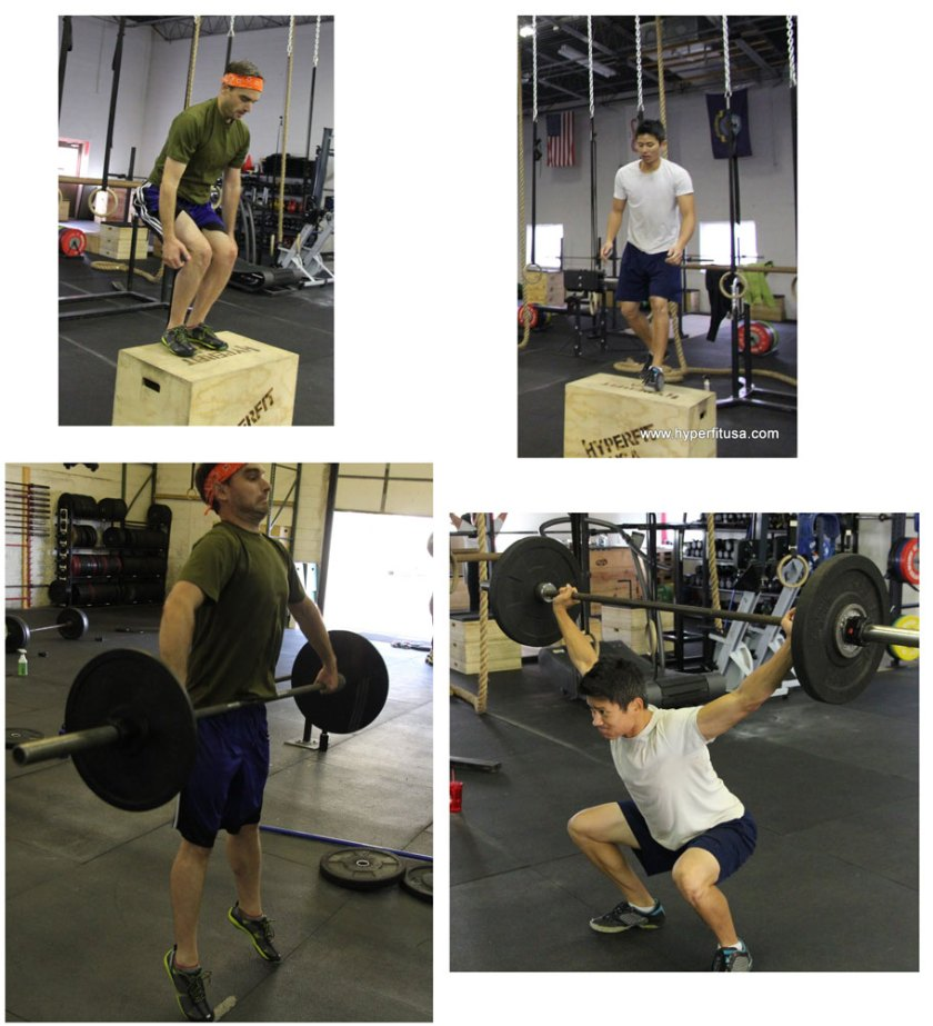 CrossFit Workouts Hope and Olympic Weightlifting