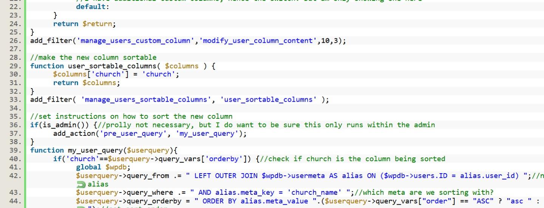 wordpress-add-and-sort-custom-column-in-users-admin-page