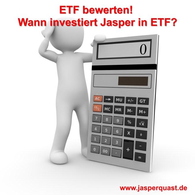 ETF bewerten