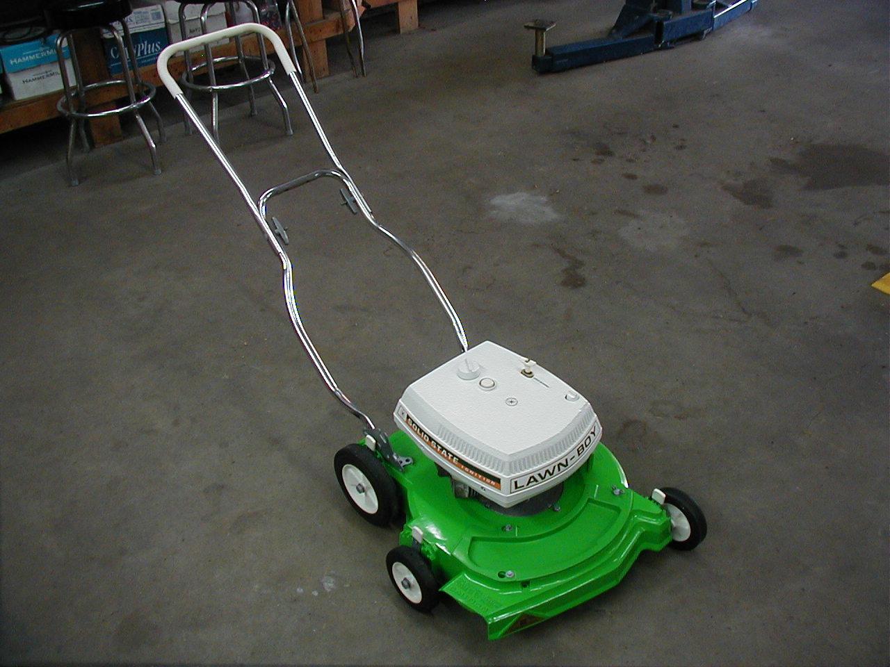 lawn boy fuel filter