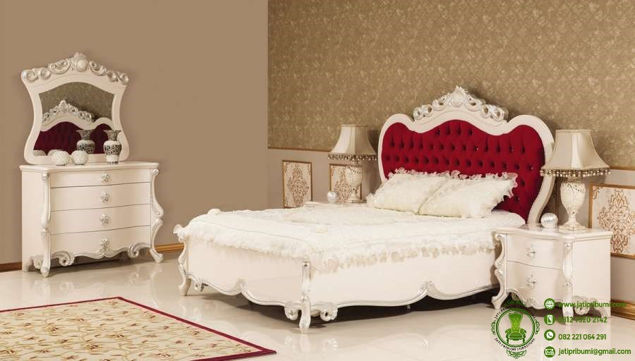 Model Kamar Set Furniture Kamar Set Model Terbaru | Jati Pribumi