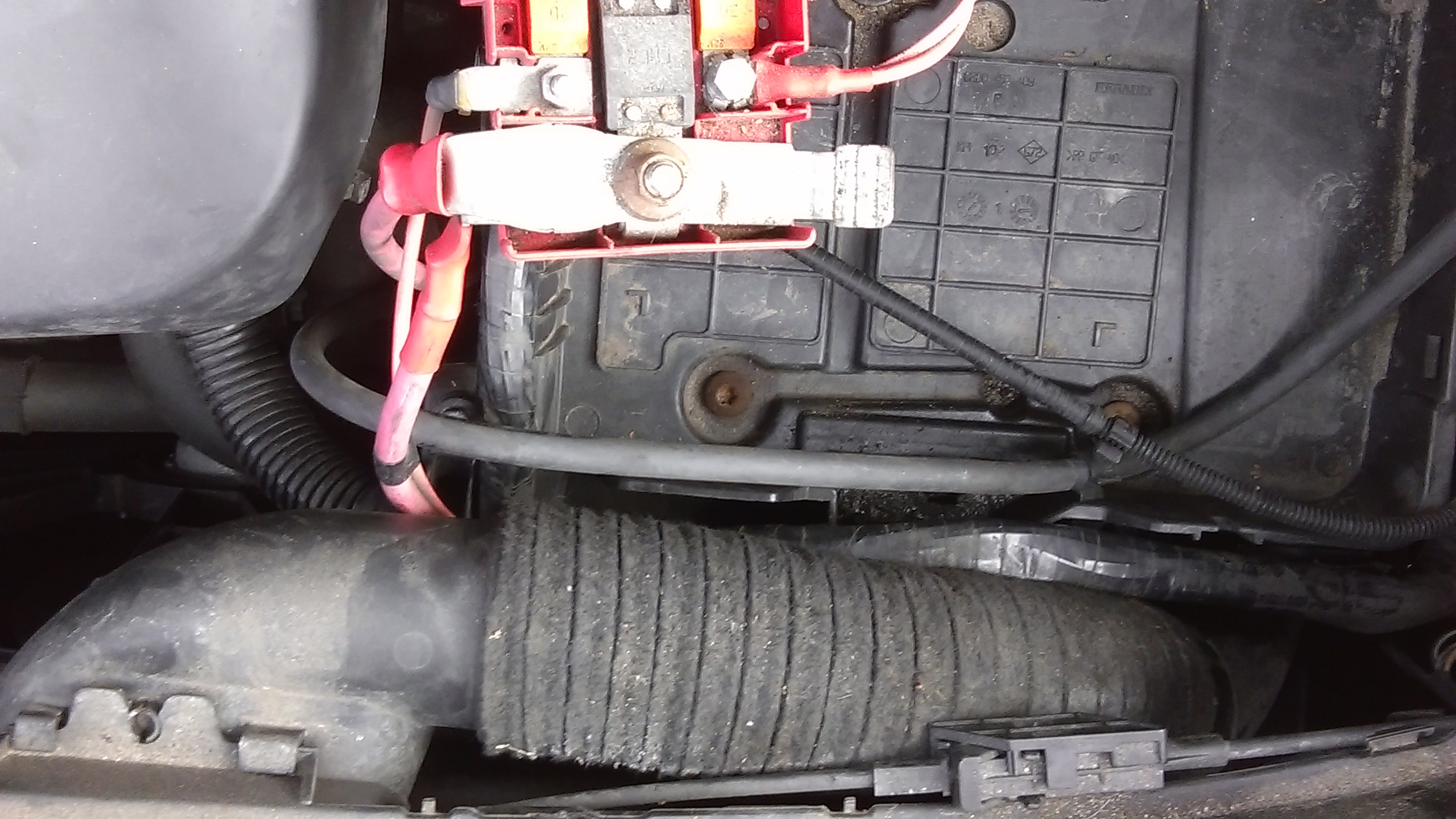 Renault Megane Scenic Fuse Box Removal Auto Electrical Wiring Diagram 31 Images