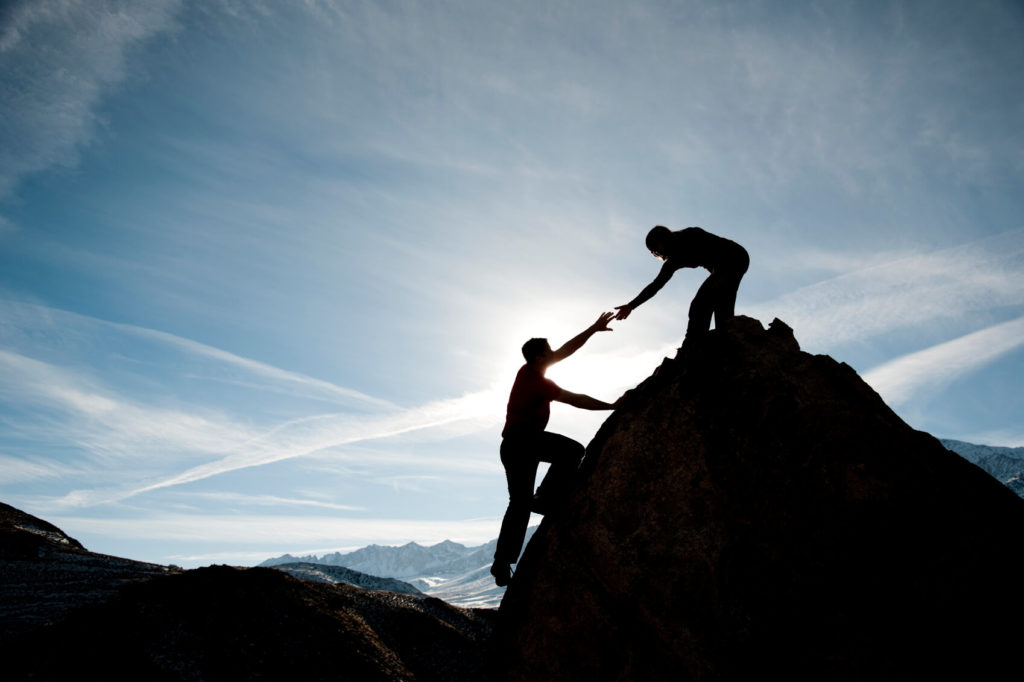 A New Take on Mentors - how to find mentors
