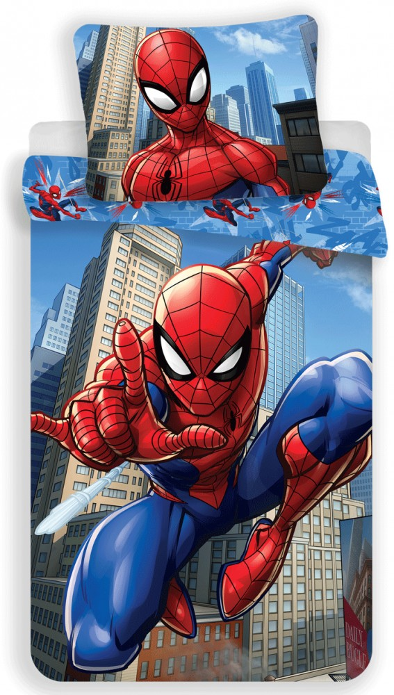 Toy Story Bettwäsche Spiderman Kind Bettwäsche 140×200 Cm, 70×90 Cm - Javoli Disn