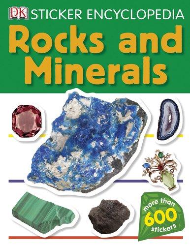 Sticker Encyclopedia Rocks and Minerals