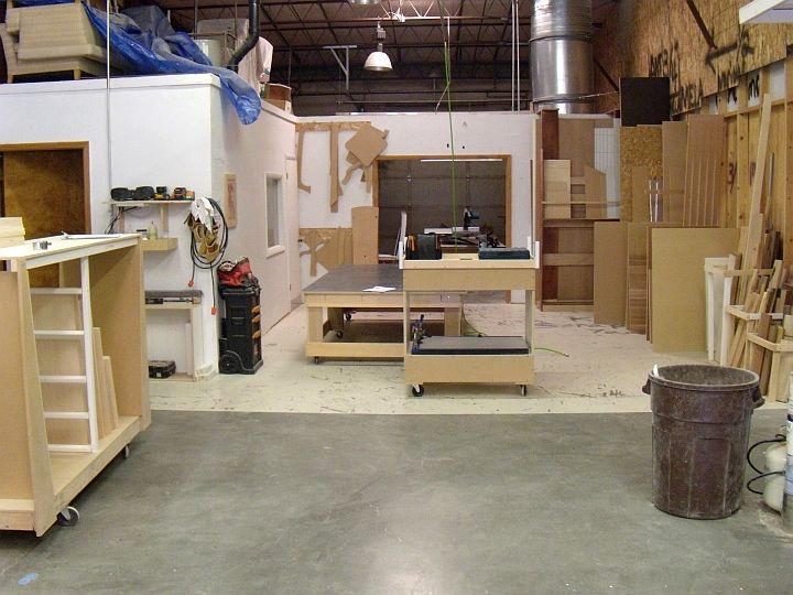 Used Kitchen Cabinets Boise Idaho Evolution Of A Shop | Custom Furniture And Cabinetry In