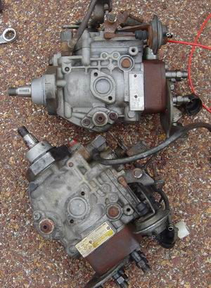 4Runner injector pump