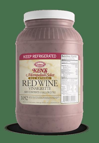 Ken39s Foodservice Ken39s Metropolitan Select Red Wine