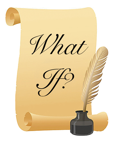 What If? Writing Prompts: Mystery/Suspense I