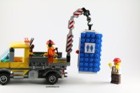 Review: LEGO City 60073  Service Truck