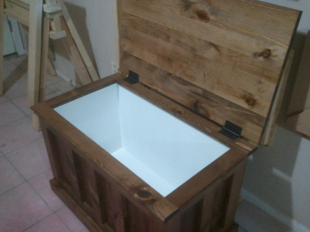 How To Build A Pocket Hole Blanket Chest Jays Custom