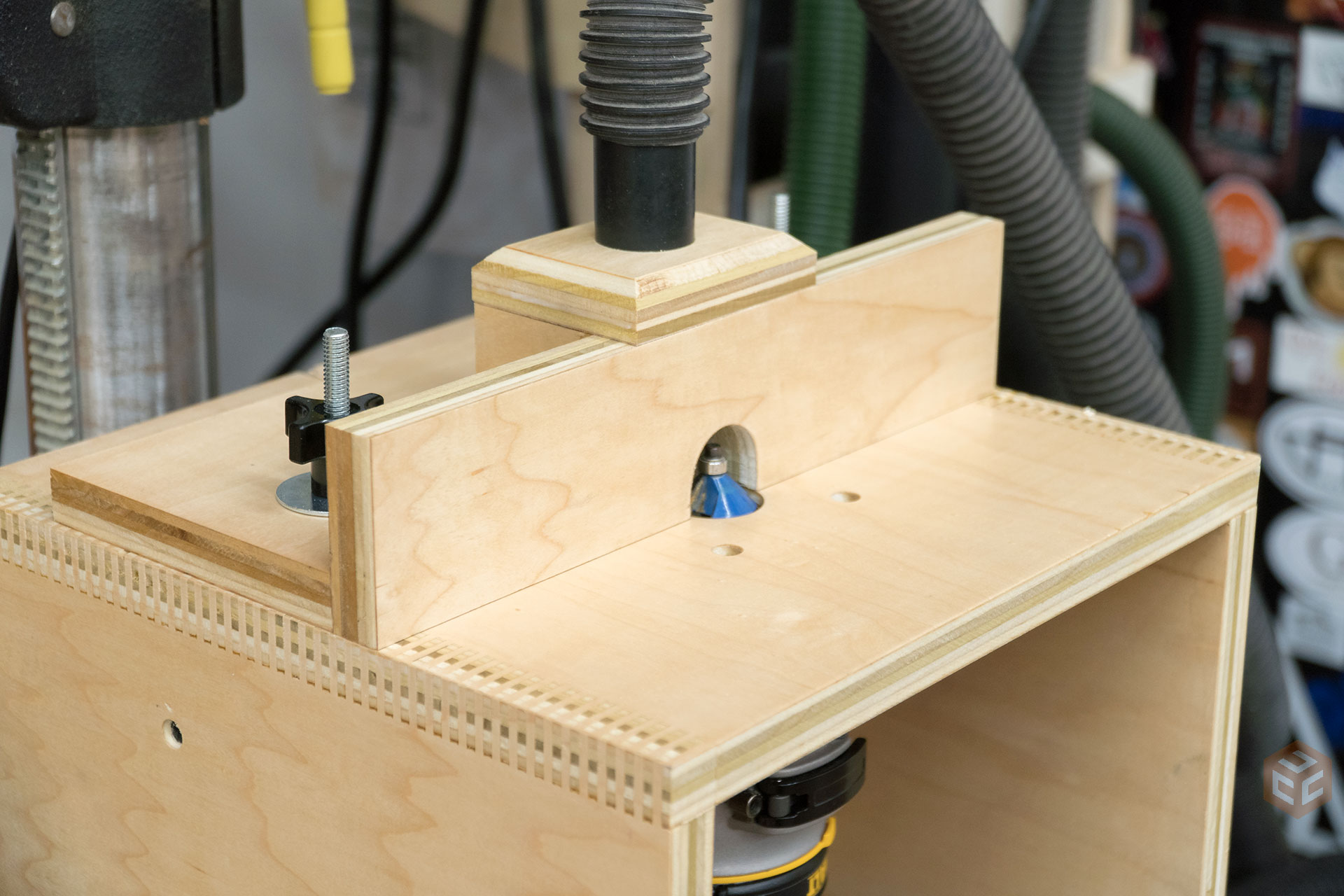 Diy Benchtop Router Table Benchtop Router Table Jays Custom Creations