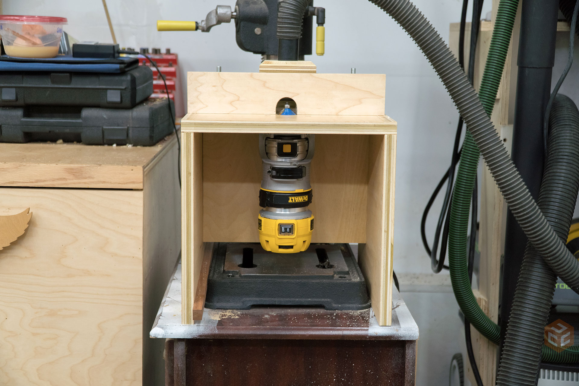 Diy Benchtop Router Table Diy Benchtop Router Table Diy Do It Your Self