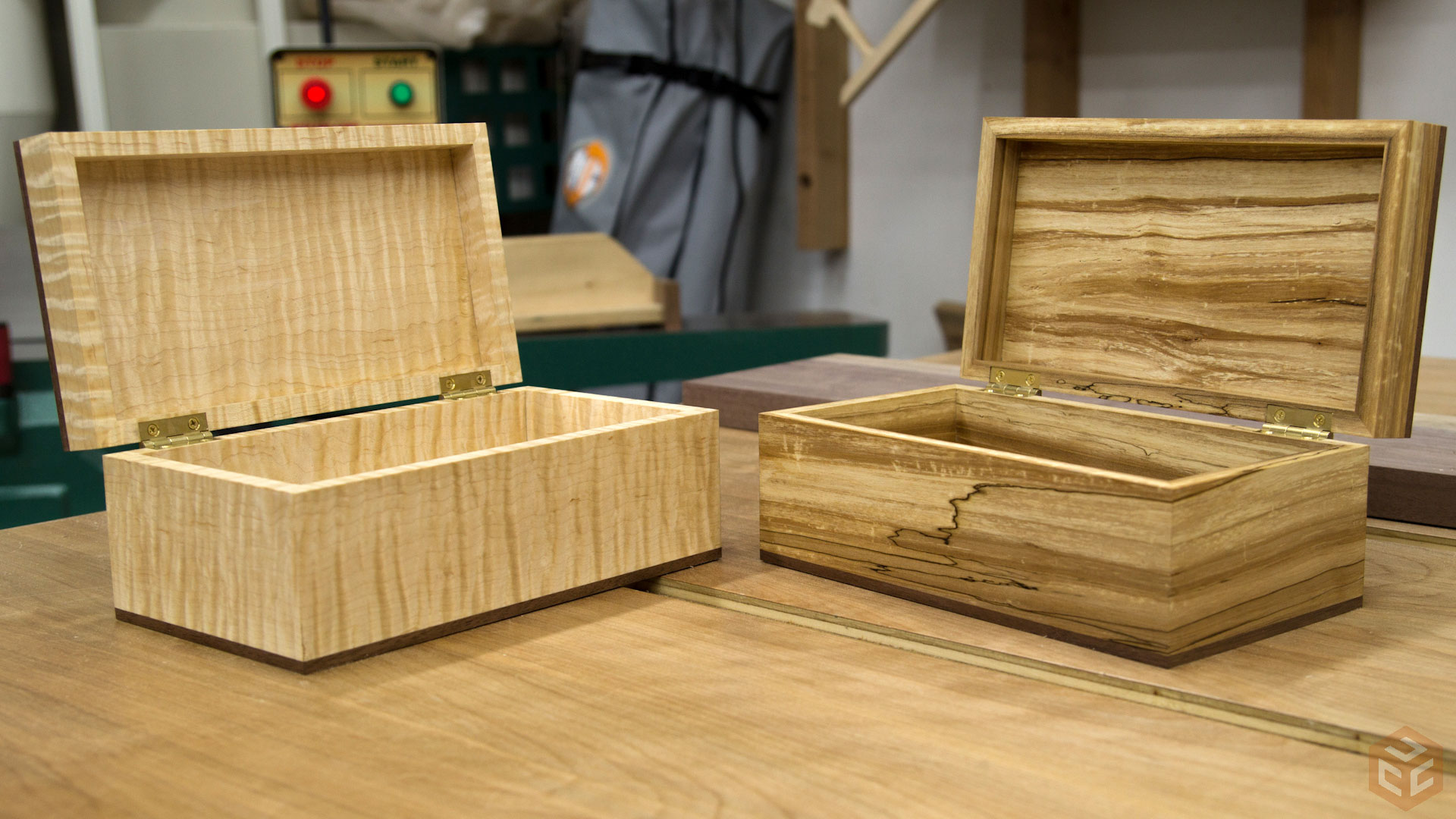 Kisten Aus Holz How To Make A Wooden Box Jays Custom Creations