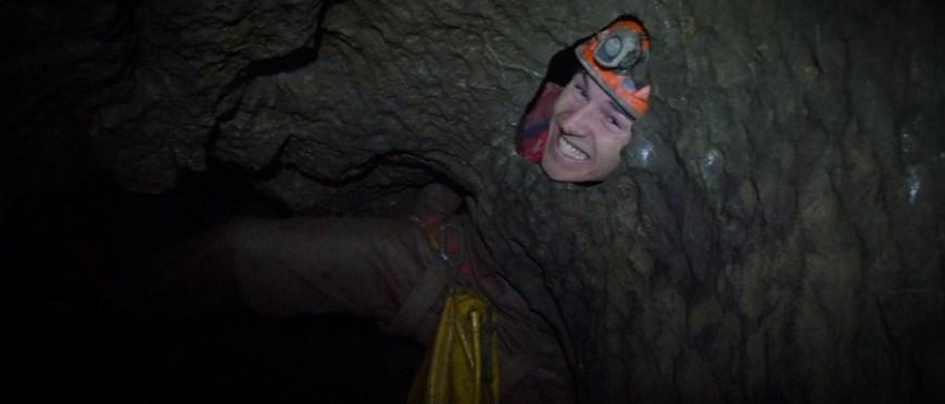 idę po wertepach obranego traktu – Kasprowa Niżna, czyli pierwsza jaskinia po przerwie