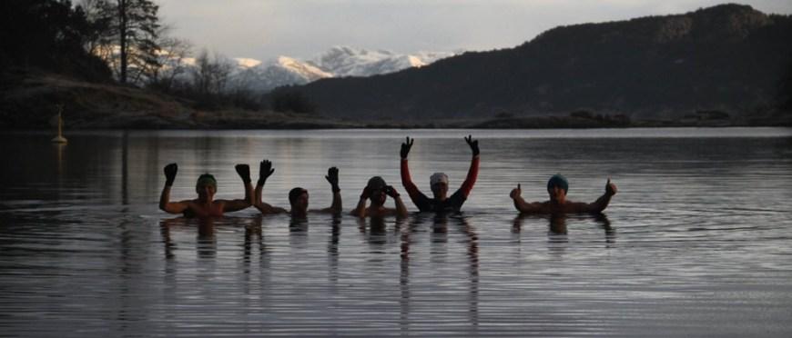 i raz i dwa i trzy i wcale nie jest zimno mi – morsowanie w Norwegii
