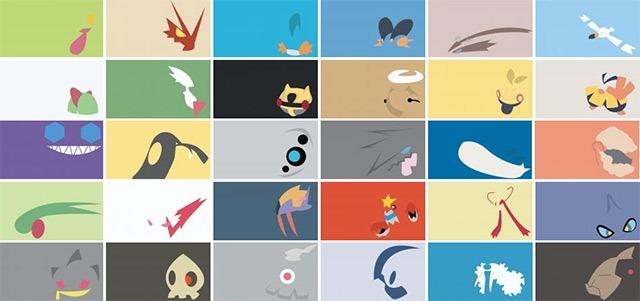 3d Wallpaper Star Wars Minimalist Pokemon Wallpapers