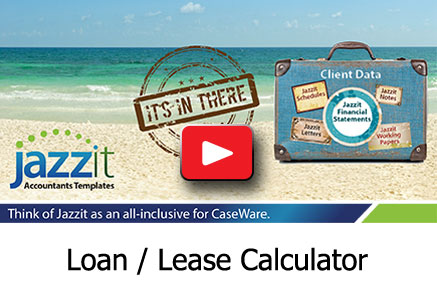 Loan Calculator - Jazzit