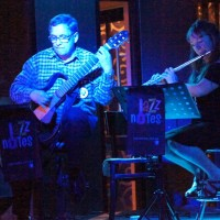 The Ann Craig Duo at the Australian Jazz Convention 2015