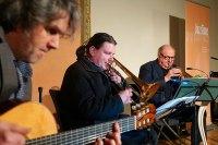 Vincent Klinks Brass On Strings Orchestra gastierte in ...