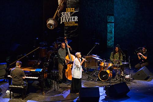 Rene Marie en Jazz San Javier   Concierto: René Marie en el Festival Jazz San Javier, un regusto a elegancia   Fotografía