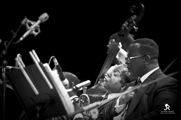 WMarsalis JAVIERROSA02   Galería: Wynton Marsalis & The Jazz at Lincoln Centre Orchestra   Fotografía