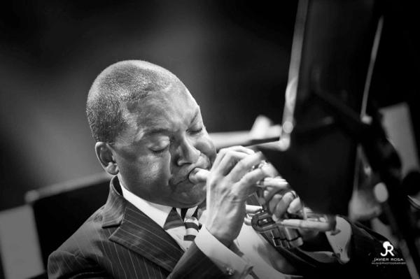 WMarsalis JAVIERROSA03   Galería: Wynton Marsalis & The Jazz at Lincoln Centre Orchestra   Fotografía