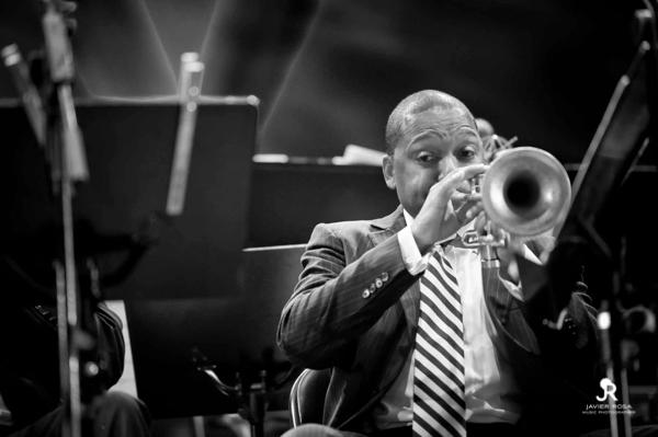 WMarsalis JAVIERROSA05   Galería: Wynton Marsalis & The Jazz at Lincoln Centre Orchestra   Fotografía