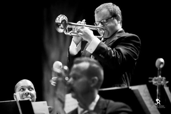 WMarsalis JAVIERROSA12   Galería: Wynton Marsalis & The Jazz at Lincoln Centre Orchestra   Fotografía