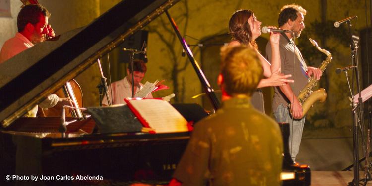 Concierto: Rocío Faks Quartet & Gorka Benítez, sensibilidad musical