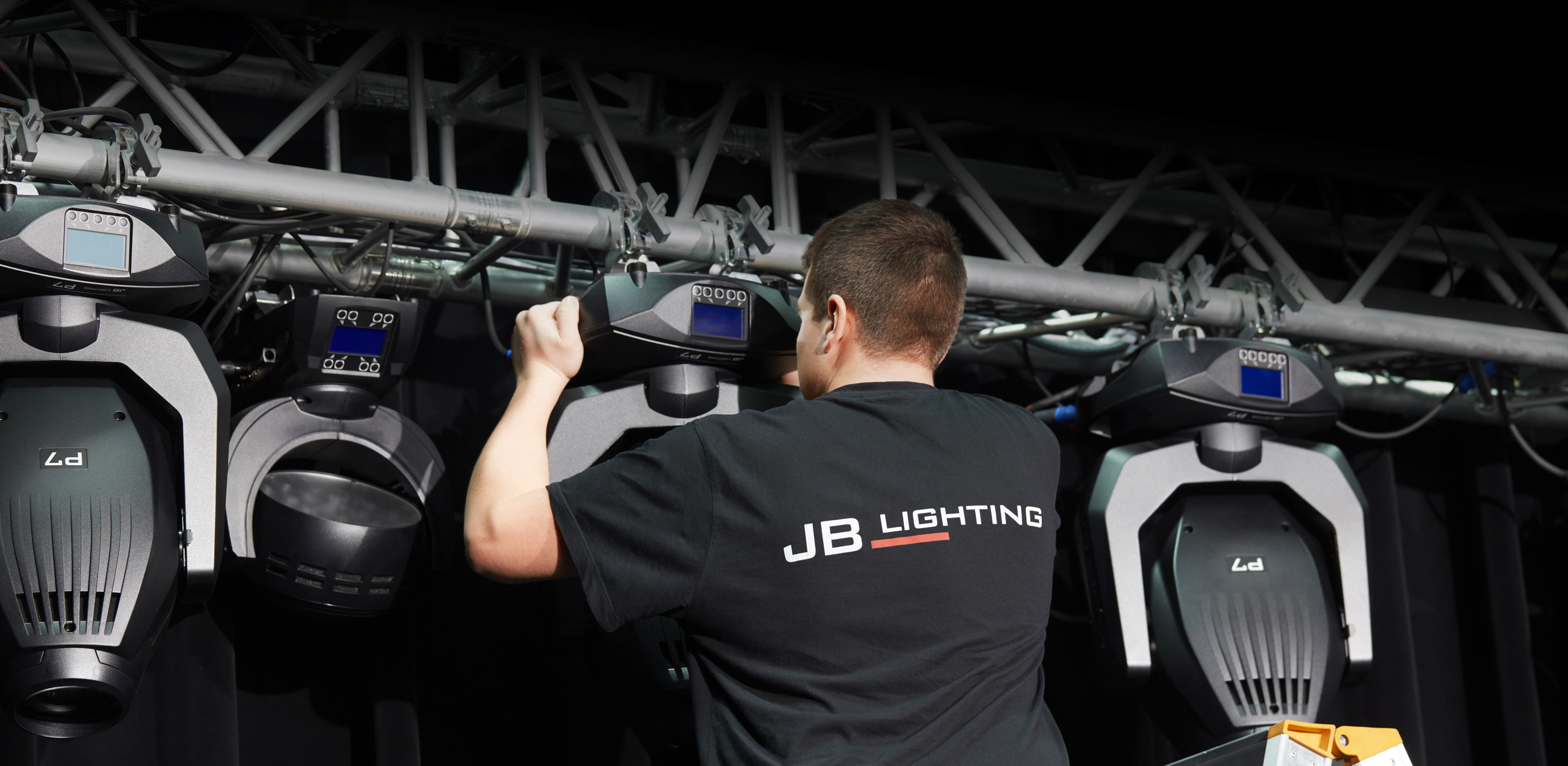 Jb Lighting T-shirt Jb Lighting